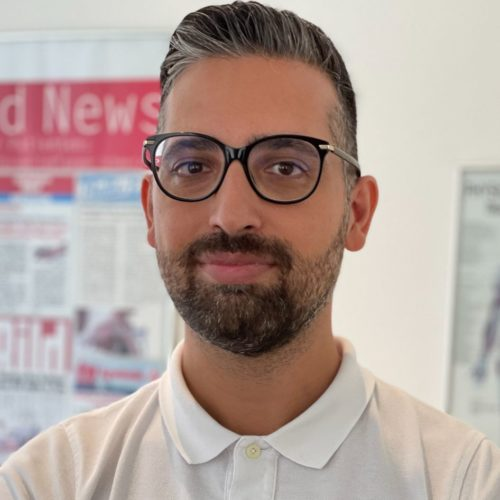 Dr. med. Mehdi Shafiee