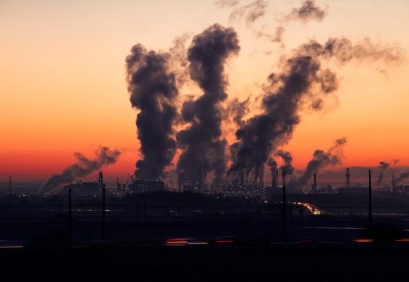 Luftverschmutzung und Schlafapnoe