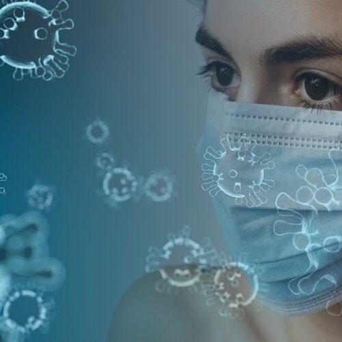 Coronavirus Maske Mundschutz